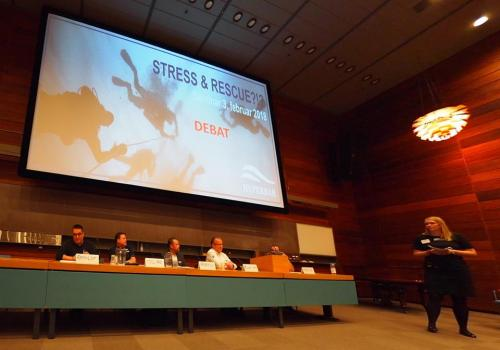 Stress & Rescue 2018