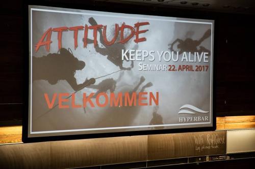 Attitude keeps you alive Seminar (4)